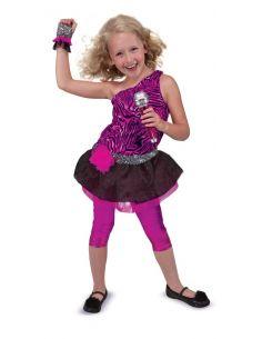 Disfraz de Estrella del Rock infantil Tienda de disfraces online - venta disfraces