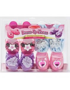 Kit Zapatos para Princesas Tienda de disfraces online - venta disfraces