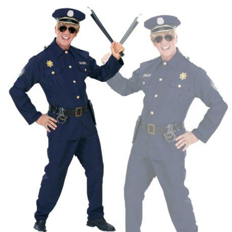 Disfraz de Policía Talla XL