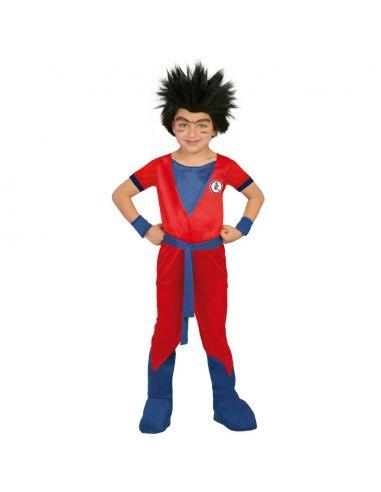 Disfraz Ninja Rojo Infantil Tienda de disfraces online - venta disfraces