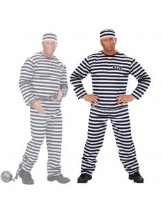 Disfraz Preso Talla XL Tienda de disfraces online - venta disfraces