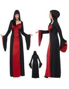 Disfraz Gotica Elegante para mujer