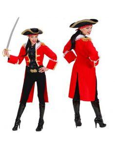 Disfraz de Capitana Pirata Tienda de disfraces online - venta disfraces