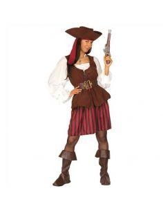Disfraz de Bucanera Talla XXL Tienda de disfraces online - venta disfraces
