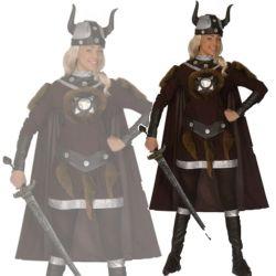 Disfraz de Vikinga Lujo para mujer Tienda de disfraces online - venta disfraces
