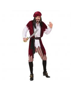 Disfraz Pirata del Caribe Talla XL Tienda de disfraces online - venta disfraces