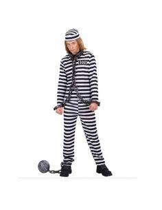 Disfraz preso infantil Tienda de disfraces online - venta disfraces