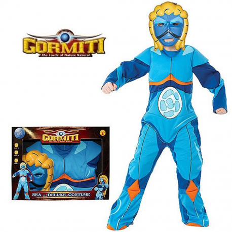 Disfraz Gormiti Señor del Agua Tienda de disfraces online - venta disfraces