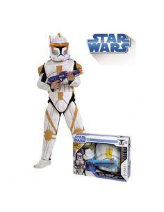 Disfraz de Clone Trooper Cody Infantil Tienda de disfraces online - venta disfraces