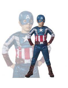 Disfraz Capitán América WS Retro Tienda de disfraces online - venta disfraces