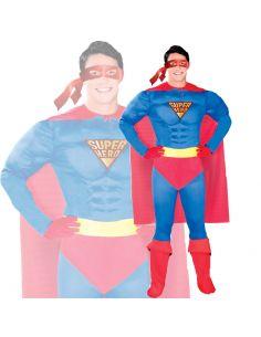 Disfraz de Super Man Musculoso para Hombre Tienda de disfraces online - venta disfraces