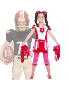 Disfraz Animadora para Niña Tienda de disfraces online - venta disfraces