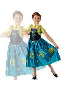 Disfraz de Anna Fever Deluxe Infantil Tienda de disfraces online - venta disfraces