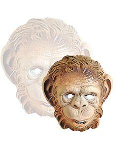 Máscara de mono de plástico Tienda de disfraces online - venta disfraces