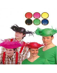 Sombrero Espantapájaros Colores Surtidos Tienda de disfraces online - venta disfraces
