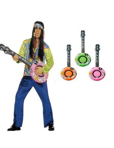Banjo Guitarra Hinchable Tienda de disfraces online - venta disfraces