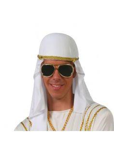 Tocado Árabe Tela  Tienda de disfraces online - venta disfraces