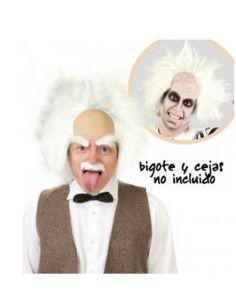 Peluca Einstein Chiflado Tienda de disfraces online - venta disfraces