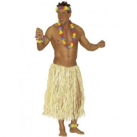 Falda Hawaiana de Rafia Tienda de disfraces online - venta disfraces