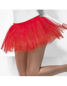 Tutu Rojo Tienda de disfraces online - venta disfraces