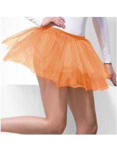 Tutu Naranja Tienda de disfraces online - venta disfraces