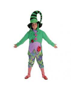Disfraz Duendecillo Verde