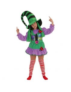 Disfraz Duendecilla Verde  Tienda de disfraces online - venta disfraces