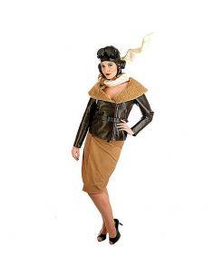 Disfraz de Aviadora Retro XL Tienda de disfraces online - venta disfraces