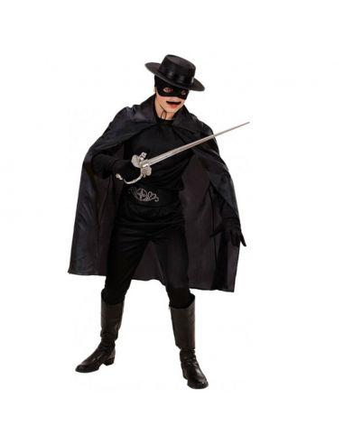 Capa Negra con Cuello Tienda de disfraces online - venta disfraces