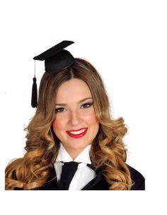 Gorro Estudiante Mini Birrete  Tienda de disfraces online - venta disfraces