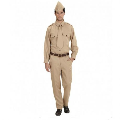 Disfraz Soldado WW2