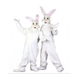 Disfraz Conejo en Peluche Lujo