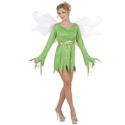 Disfraz Hada del Bosque adulta con alas Tienda de disfraces online - venta disfraces