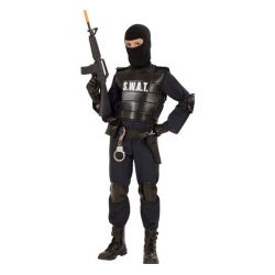 Disfraz Agente S.W.A.T. Infantil