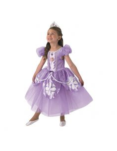 Disfraz de Princesa Sofía, The First Premium Infantil Tienda de disfraces online - venta disfraces