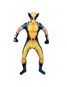 Disfraz Wolverine Morphsuit Adulto Tienda de disfraces online - venta disfraces