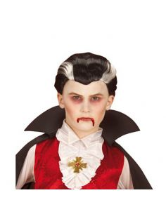 Peluca Vampiro Infantil Tienda de disfraces online - venta disfraces