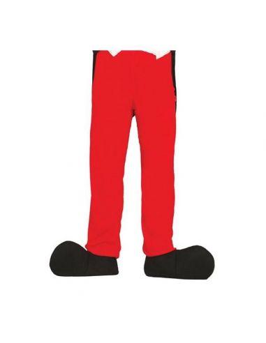 Zapatos de Mickey Tienda de disfraces online - venta disfraces
