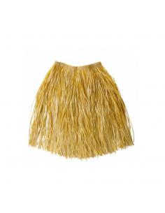 Falda Hawaiana de Rafia de 55 cm Tienda de disfraces online - venta disfraces