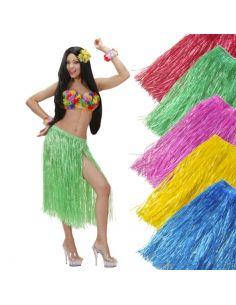 Falda Hawaiana de 75 cm Tienda de disfraces online - venta disfraces