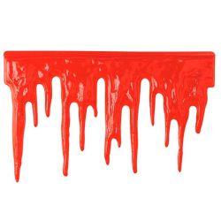 Colgante Sangre para decoración