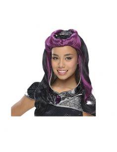 Peluca Raven Queen infantil Tienda de disfraces online - venta disfraces