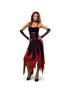 Disfraz vampiresa gótica adulta Tienda de disfraces online - venta disfraces