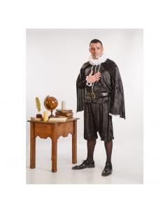Disfraz de Cervantes para Adulto Tienda de disfraces online - venta disfraces