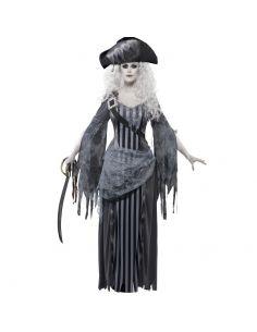 Disfraz Princesa Zombie de Barco Fantasma Tienda de disfraces online - venta disfraces