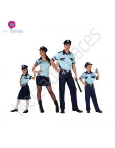 Disfraces Grupo Policias Malos Tienda de disfraces online - venta disfraces