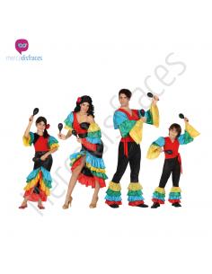Disfraces para Grupos de Rumberos Tienda de disfraces online - venta disfraces