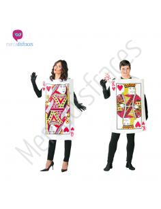 Disfraces para grupos de Cartas Tienda de disfraces online - venta disfraces