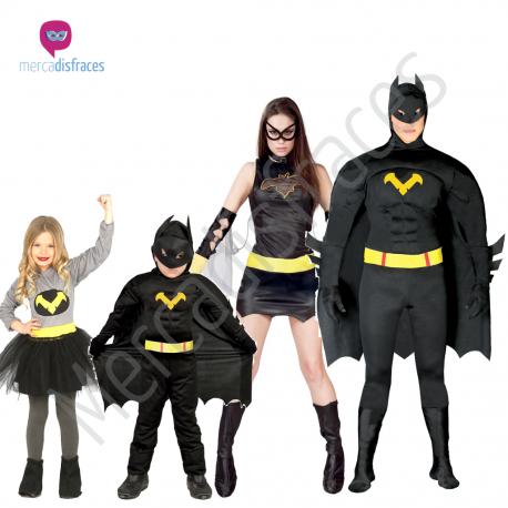 Disfraces para grupos superheroes Bat Tienda de disfraces online - venta disfraces