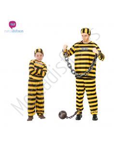 Disfraces para grupos Presos amarillos Tienda de disfraces online - venta disfraces